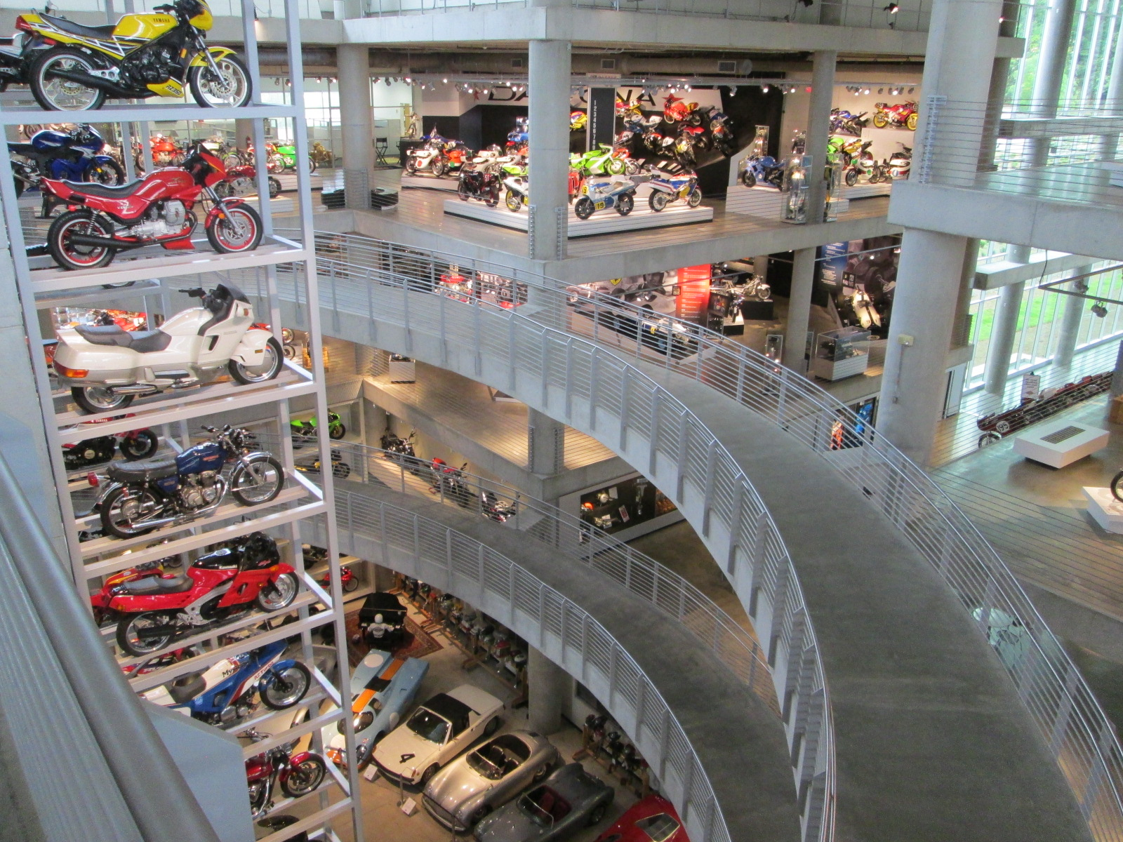 Photo of Worlds Largest Collection Of Motorcycles