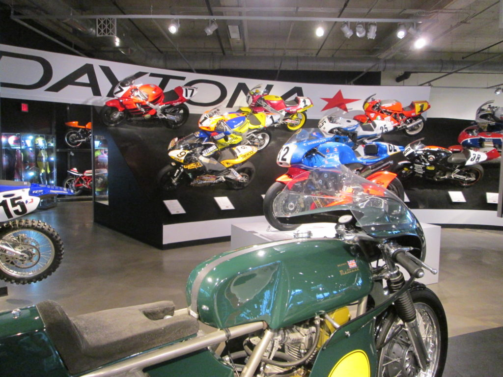 Worlds Largest Collection Of Motorcycles The Rpm Standard