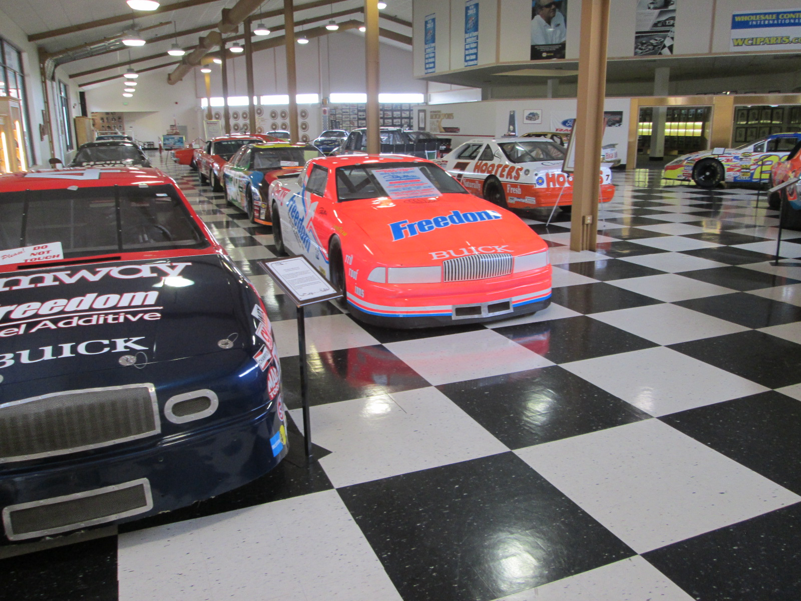 Photo of International Motor Sports Hall Of Fame Talladega