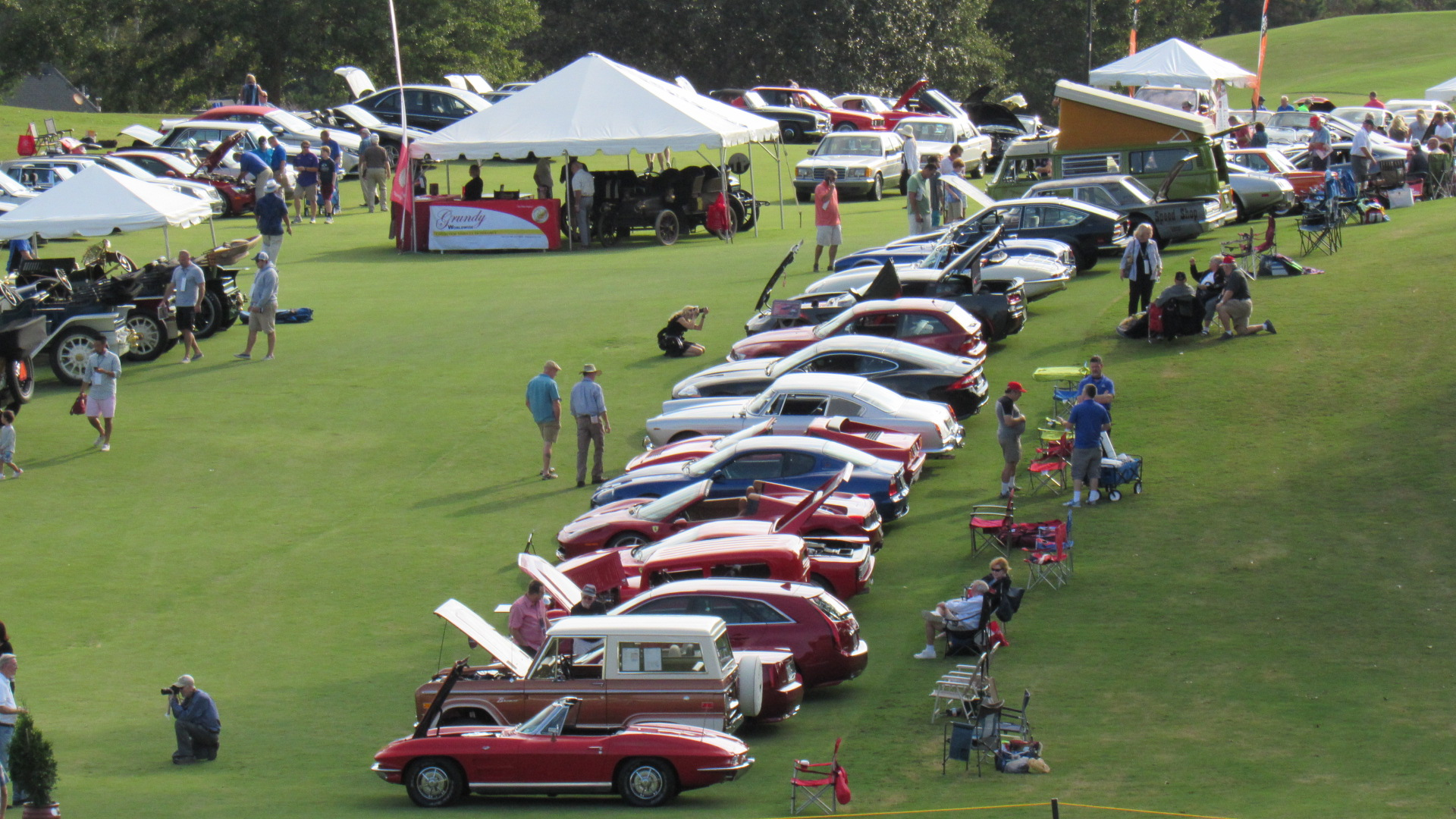 Photo of The 2017 Atlanta Concours d' Elegance