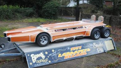 Photo of Custom 1970's Car With Six Ford V8's For Sale