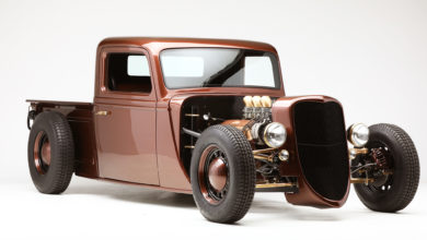 Photo of The Factory Five Racing '35 Hot Rod Truck