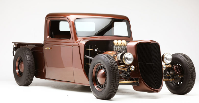The factory five racing 35 hot rod truck the rpm standard factory five racing malvernweather