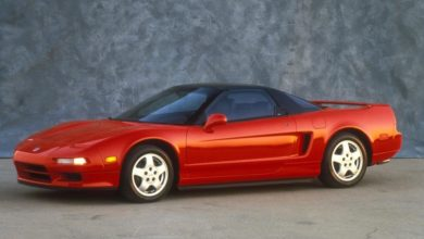 Photo of Best Car Ads: 1994 Acura NSX Commercial