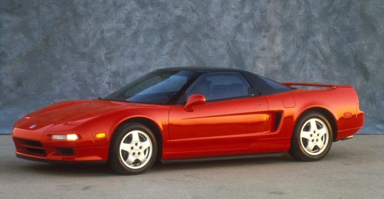 Best Car Ads: 1994 Acura NSX Commercial - The RPM Standard