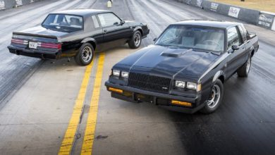 "Photo of ""Twin"" Buick Grand Nationals Up For Auction"