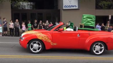 Photo of Cool Cars From The 2018 St. Patty's Day Parade