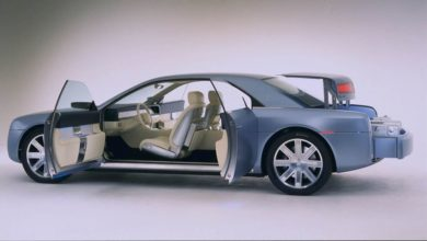 Photo of Lincoln Continental To Feature Suicide Doors