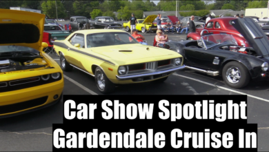 Photo of Spotlight: 3rd Saturday Night Cruise-In Car Show