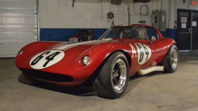 Photo of Rare Race Car Sold For Big Money