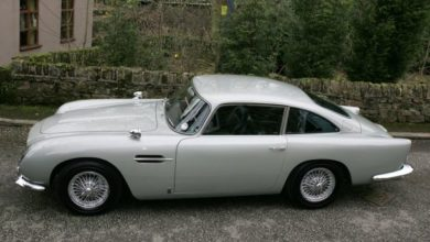 Photo of 007's Aston Martin Set To Sell For A Fortune