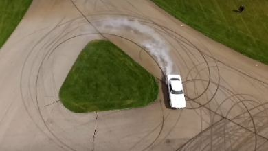 Photo of Motor Trend Launches New Video With Tire Spinning Mayhem