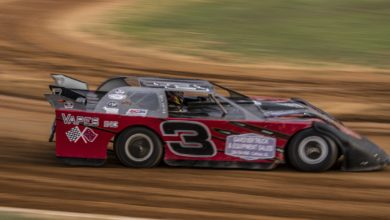 Photo of ECM Speedway 7/14/18