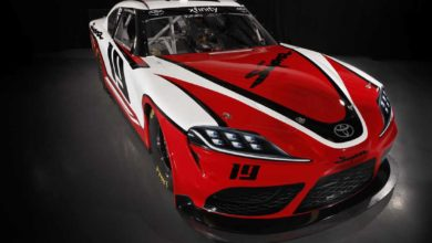 Photo of Toyota Supra Coming To Nascar
