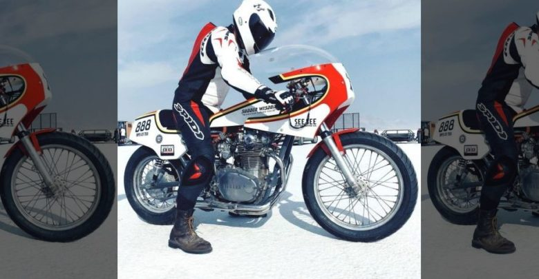 Photo of A Vodka Powered Motorcycle That Can Handle Its Liquor