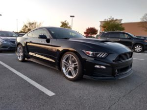 2017 Stage 2 Roush Mustang