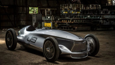 Photo of Infiniti Prototype 9 Concept