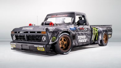 "Photo of Ken Block's ""Hoonitruck"" Is Going To Be Blockbuster"