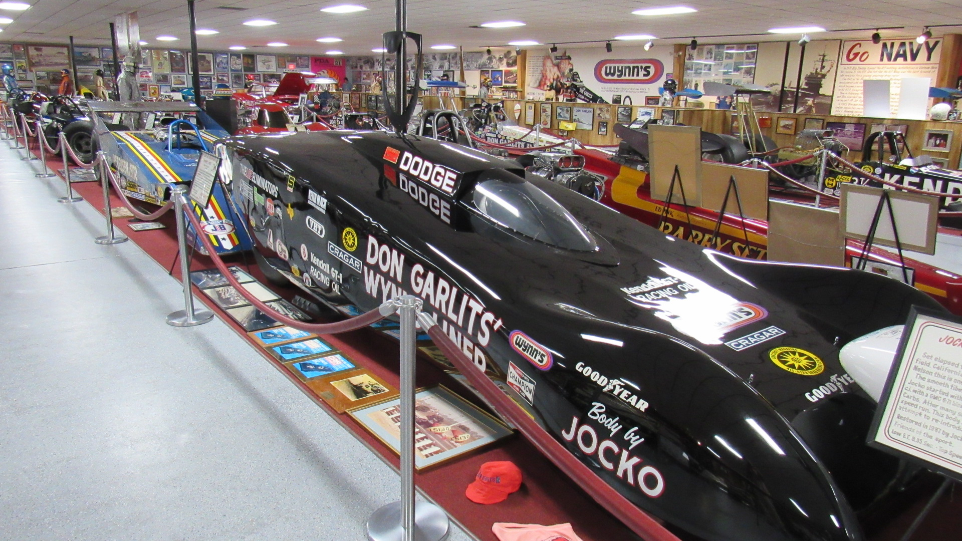 Don Garlits Museum