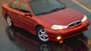 Photo of The Smoking Tire Reviews A 1999 Ford SVT Contour