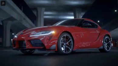 Photo of The 2020 Toyota Supra Revealed