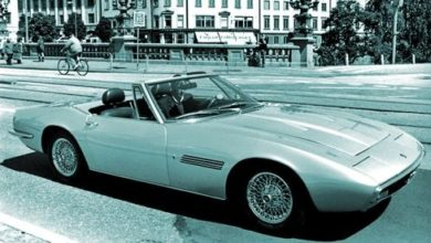 Photo of 1969-1973 Maserati Ghibli Spyder