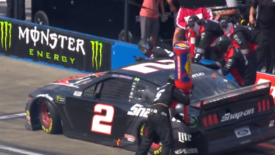 Photo of Most Epic Nascar Pit Stop Ever!