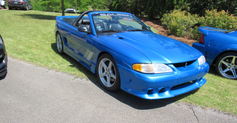 Photo of 10th Annual Saleen Club Of America Cookout