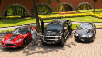 Photo of Seized Vehicles From Crooked Politicians And Drug Lords To Be Auctioned In Mexico