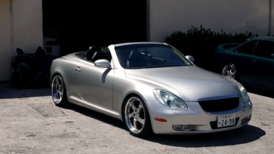Photo of 2002 Lexus SC 430 Sleeper