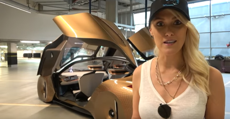 Photo of Supercar Blondie Reviews An Unreal Futuristic BMW