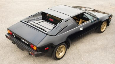 Photo of The Lamborghini Jalpa