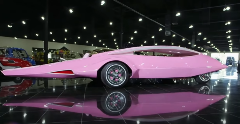 Photo of Jay Leno's Top 5 Craziest Cars