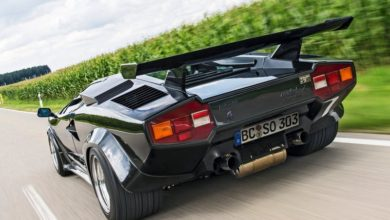 Photo of Ultra Rare Find! Lamborghini Countach Turbo S