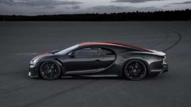 Photo of History Made! Bugatti Sets New World Record With A 304 MPH Chiron Prototype