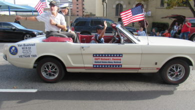Photo of Vehicle Highlights From The 2019 Birmingham Veterans Day Parade