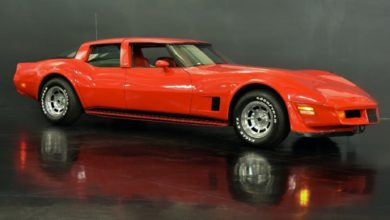 Photo of Rare 4 Door Corvette Stingray For Sale