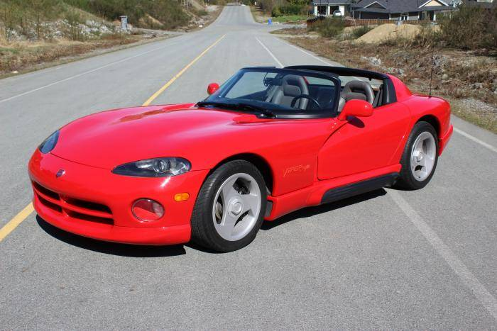 Photo of Is The First Generation Dodge Viper One Of The Most Dangerous Sports Cars Ever Made?