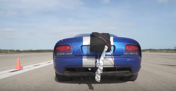 Photo of New Top Speed Record Set For Street Legal Viper
