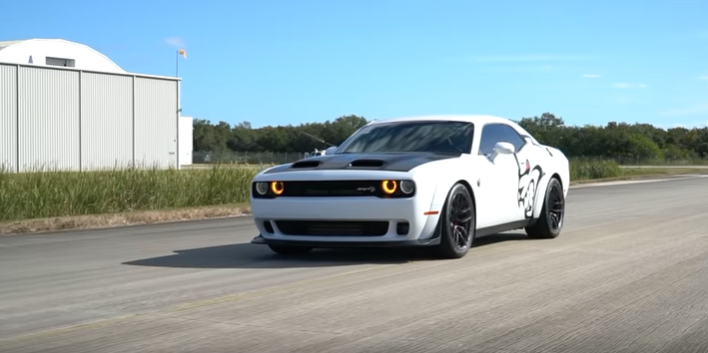 Photo of 2019 Dodge Challenger Hellcat Redeye Top Speed Test