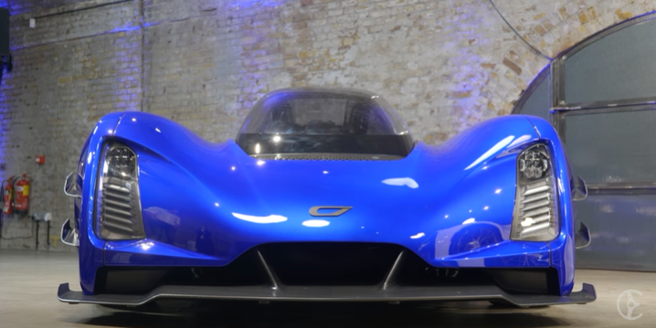 Photo of A Look At An American Made 3D Printed Hyper Car