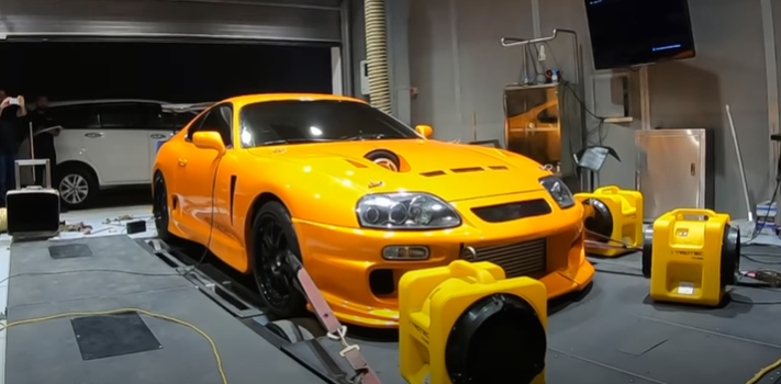 Photo of Street Supra Puts Down 2033 Horsepower On The Dyno